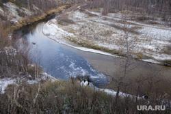 Слив сточных вод, Слехард, река, экология, слив отходов, грязь