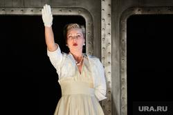 Генеральный прогон оперы «Пассажирка» в театре оперы и балета. Екатеринбург, зига, зиг  хайль, рыженкова надежда