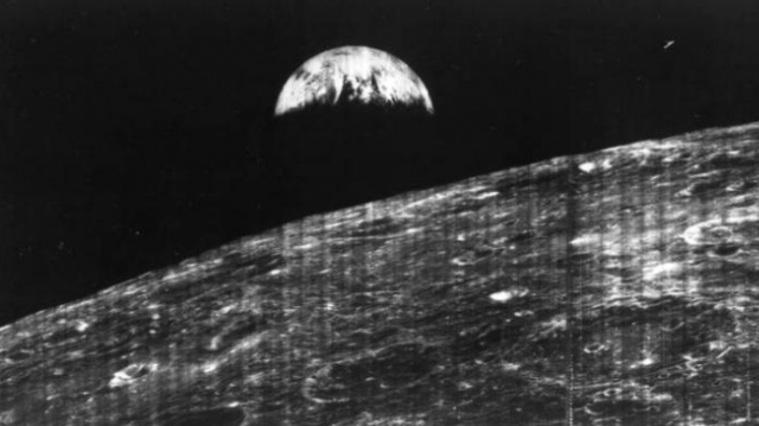 Такие снимки позволяла делать лучшая техника 1960-х