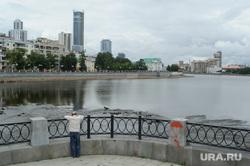Виды Екатеринбурга, башня исеть, городской пруд, набережная городского пруда, город екатеринбург, плотинка