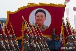 Клипарт depositphotos.com, кндр, пхеньян, северная корея, северокорейские солдаты, военный парад в пхеньяне, ким чен ир
