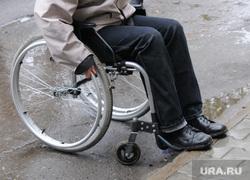 Инвалид Доступная среда Челябинск, инвалид-колясочник