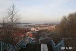 Осень жанровые фотографии Пермь, мотовилихинские заводы
