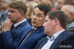 Рабочий визит ВРИО губернатора Свердловской области в Краснотурьинск, устинов александр