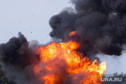 Клипарт depositphotos.com, взрыв, огонь пламя, клуб дыма