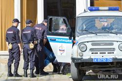 Пикет против строительства Томинского ГОКа Челябинске, арест, полиция, задержание