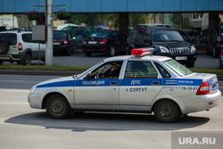 Резня на проспекте Ленина. Сургут, машина дпс, полиция