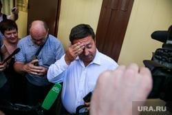 У СК РФ в день задержания Кирилла Серебренникова. Москва