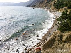 Крым., море, путешествие, берег, отдых на природе, золотой пляж, черное море
