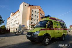 Резня на проспекте Ленина. Сургут, травм-центр, травматология, машина реанимации