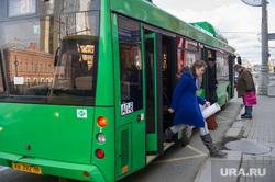 Новые белорусские автобусы на маршруте. Екатеринбург, автобус