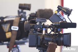 Клипарт. Екатеринбург, пресса, сми, телекамера, журналистика