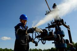 Открытая лицензия на 30.07.2015. Добыча газа. Газпром-нефть. ХМАО, газ