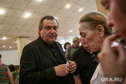 Прощание с Верой Глаголевой. Москва, учитель алексей