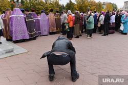 Молебен за трезвость. Челябинск., молебен, пьяный, трезвость