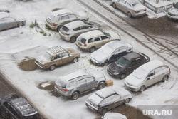 Первый снег. Нижневартовск., зима, погода, первый снег