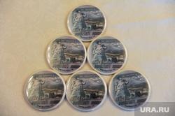 Конкурс купюр Метеорит Челябинск, финансовая пирамида, значки с купюрами