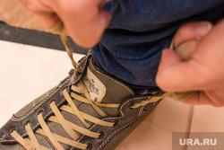 Разное. Ханты-Мансийск., ботинки, обувь, шнурки