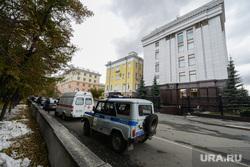 Минирование и эвакуация правительственных зданий. Челябинск, эвакуация, правительство челябинской области, скорая помощь