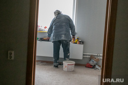 Жилые дома, построенные по программе переселения из ветхого и аварийного жилья. Курган, ремонт квартиры