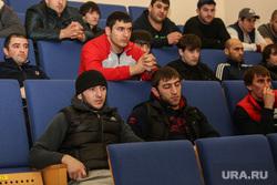 Собрание дагестанской диаспоры. Сургут