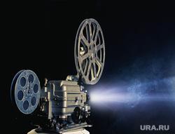 Клипарт depositphotos.com. , кинематограф, киноаппарат