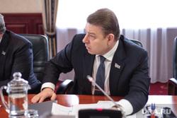 Дума ХМАО — комитет по бюджету 19 февраля 2014 года, андреев алексей
