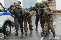 Антитеррор ОМОН Архив Челябинск, арест, полиция, антитеррор