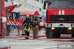 Пожарные учения в Сима-ленде. Екатеринбург