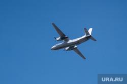 Самолеты в городе. Екатеринбург, самолет, авиация