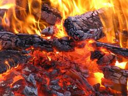 Открытая лицензия от 12.05.2017, костер, пожар, огонь пламя