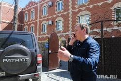 Обыск в доме бывшего омбудсмена Челябинской области Алексея Севастьянова. Челябинск, севастьянов алексей