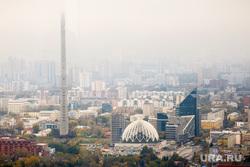 Екатеринбург с башни