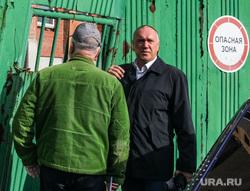 ОНФ - проверка безопасности долгостроев Тюмени для горожан. Тюмень, опасность, соловьев сергей, стройка