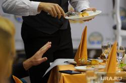 Празднование дня рождения Дома журналистов. Екатеринбург, накрытый стол, банкет, официант, застолье, пища, повод, праздник, еда, обслуживание, прислуга
