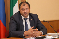 Совместное заседание депутатских комиссий Курган, руденко сергей