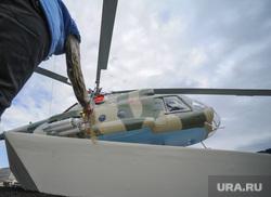 Военная техника на ВДНХ. Москва, вертолет, ми-8т