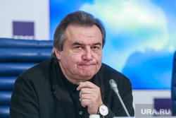 Пресс-конференции в ТАСС, посвященная Неделе российского кино в Великобритании, с участием Алексея Учителя. Москва, учитель алексей