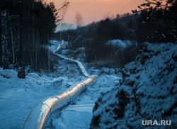 Поездка Евгения Куйвашева в Каменск-Уральский и Сухой Лог. Коммунальная авария, трубопровод