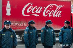 Открытие памятной доски и Инфоцентр службы 112. Екатеринбург, кока-кола, coca-cola, мчс россии