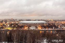 Москва, разное., стадион, виды москвы, лужники, воробьевы горы, город москва