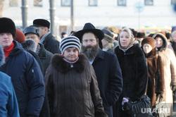 Похороны Петра Сумина. Челябинск, еврей, раввин