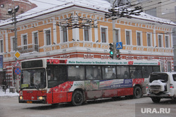 Автобусы.Пермь