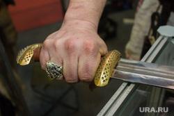 Продукты и товары. Ханты-Мансийск., меч, рукоять
