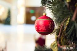 КТЦ Югра-Классик. Ханты-Мансийск., новый год, шарик, елочная игрушка