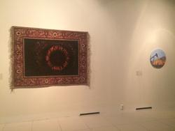 Выставка азербайджанского искусства в музее современного искусства Пермь