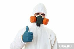 Эпидемии, болезнь, противогаз, биологическая защита, маска медицинская, защитный костюм, эпидемия, противогаз, палец вверх
