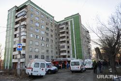 Пожар в общежитии. Челябинск, общежитие, скорая помощь