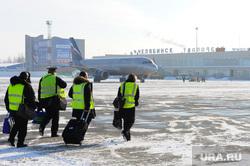 Аэропорт. Самолет. Челябинск., аэропорт, экипаж, аэропорт челябинск, самолет