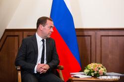 Встреча премьер-министра России  Дмитрия Медведева и губернатора ХМАО Натальи Комаровой. Ханты-Мансийск, медведев дмитрий